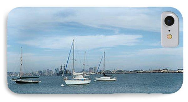 Shelter Island Panorama IPhone Case