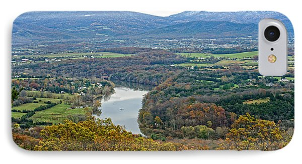 Shenandoah Fall And Winter IPhone Case