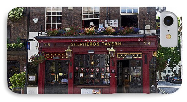 Shepherd's Tavern IPhone Case