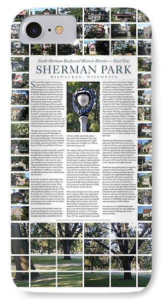 Sherman Boulevard East IPhone Case