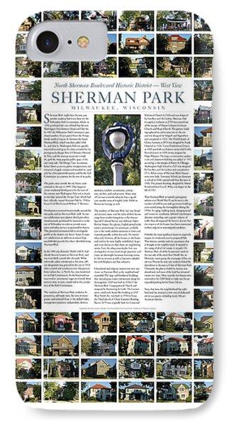 Sherman Boulevard West IPhone Case