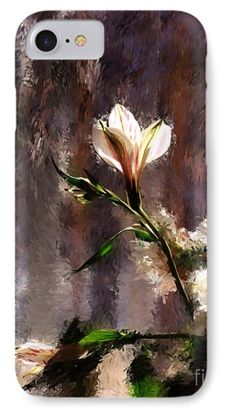 Shimmering Bouquet IPhone Case