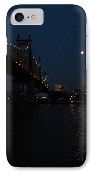 Shining Moon IPhone Case