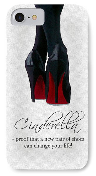 Shoes Can Change Your Life IPhone Case
