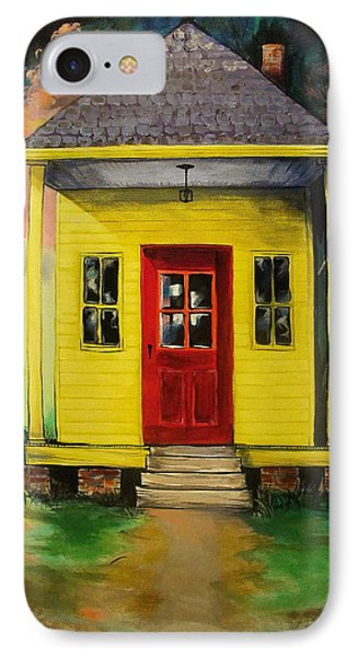 Shotgun House IPhone Case