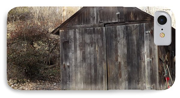 Shovel Garage IPhone Case