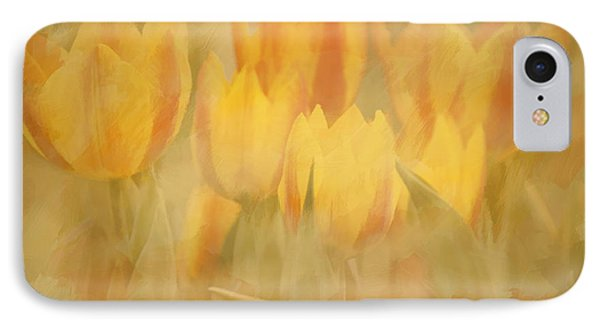 Showtime Tulips IPhone Case