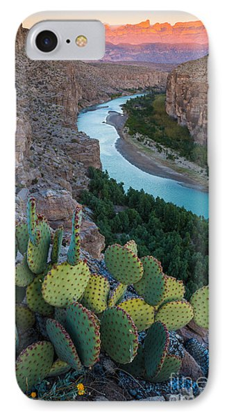 Sierra Del Carmen IPhone Case