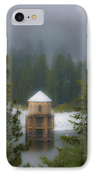 Silent Tower IPhone Case