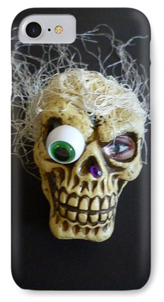 Silly Skull IPhone Case