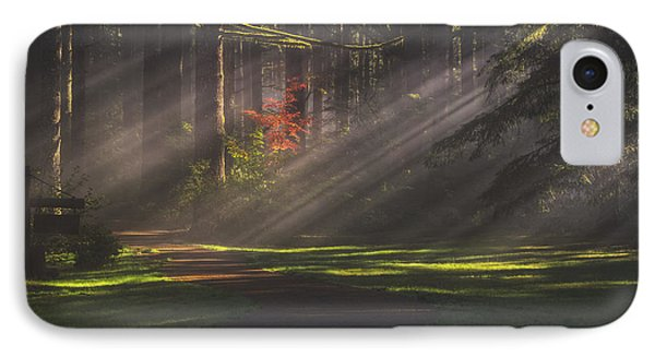 Silver Falls Historic District IPhone Case