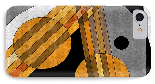 Six Strings IPhone Case