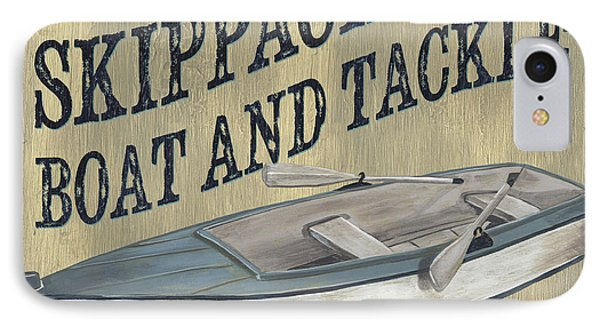 Skippack Boat And Tackle IPhone Case