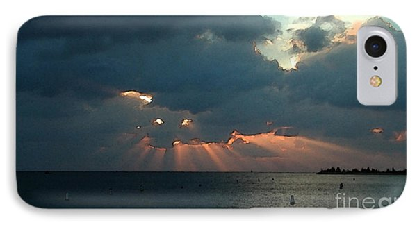 Sky Dragon - Florida Keys IPhone Case