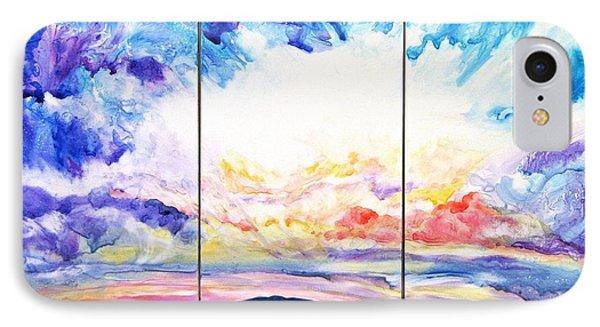 Sky Sonata IPhone Case