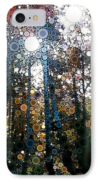 Skyway Forest At Dawn IPhone Case
