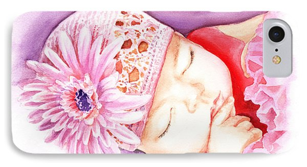 Sleeping Baby IPhone Case