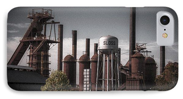 Sloss Furnaces IPhone Case