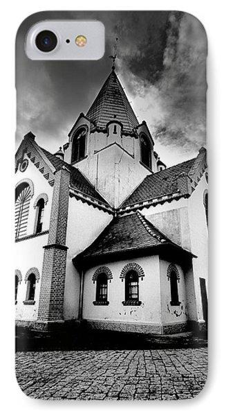 Small Church IPhone Case