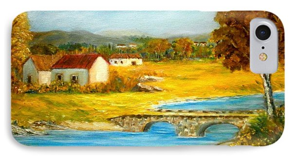 Small Cottage IPhone Case