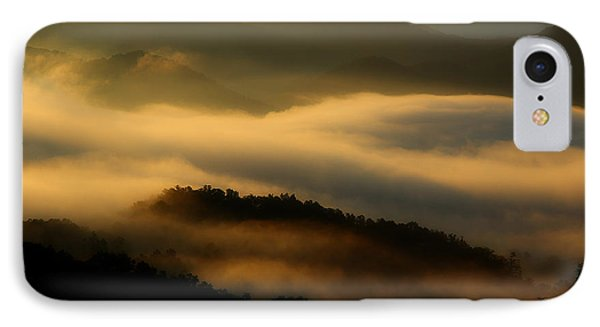 Smoky Mountain Spirits IPhone Case