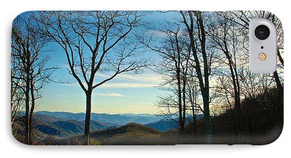 Smoky Mountain Splendor IPhone Case