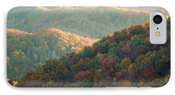 Smoky Mountain View IPhone Case