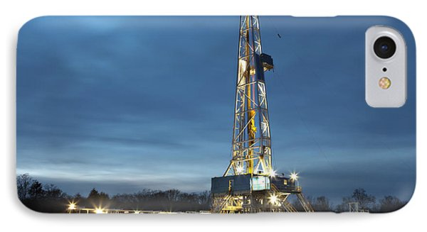 Smooth Drilling IPhone Case