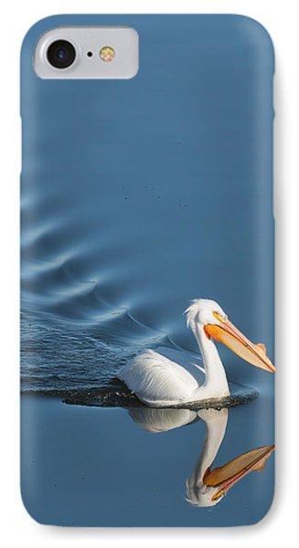Lake Cruiser IPhone Case