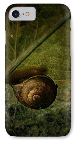 Snail Camp IPhone Case