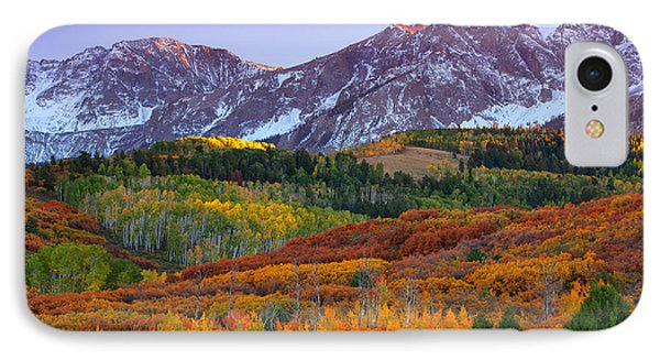 Sneffels Sunrise IPhone Case
