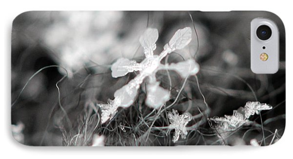 Snow Flower IPhone Case