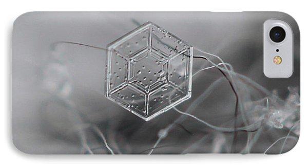Snowflake Symmetry IPhone Case