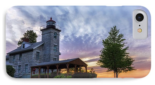 Sodus Bay Lighthouse IPhone Case