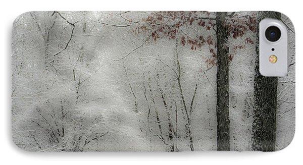 Soft Snow IPhone Case