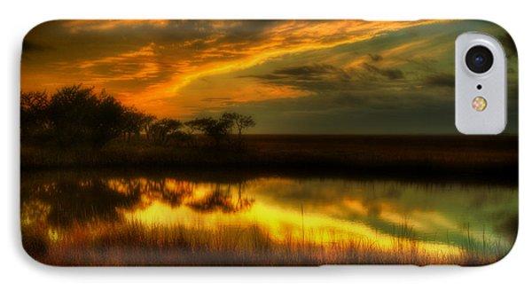 Soft Sunset IPhone Case