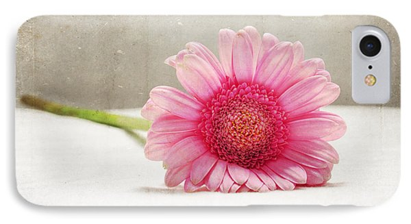 Softness In Pink IPhone Case