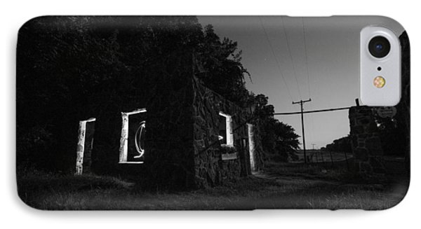 Someone's Home IPhone Case