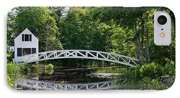 Somesville Bridge IPhone Case