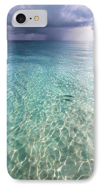 Somewhere Is Rainy. Maldives IPhone Case