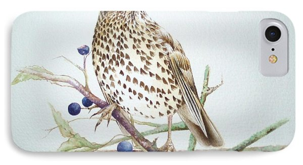 Song Thrush / Sold IPhone Case