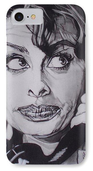Sophia Loren Telephones IPhone Case