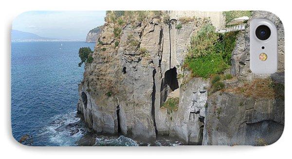 Sorrento - Cliffside IPhone Case