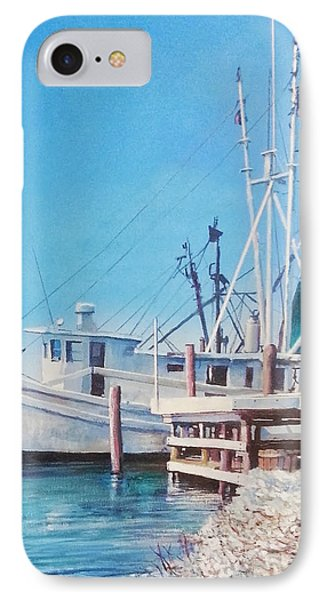 South Carolina Oysters IPhone Case
