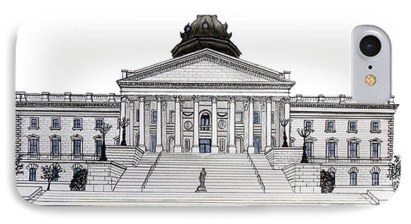 South Carolina State Capitol IPhone Case