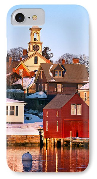 South End Boathouse IPhone Case