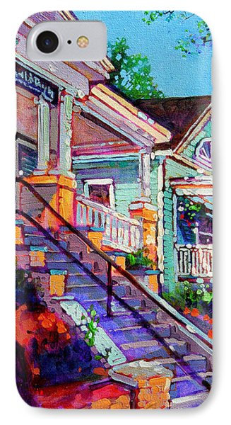 South Glenwood Stairs IPhone Case