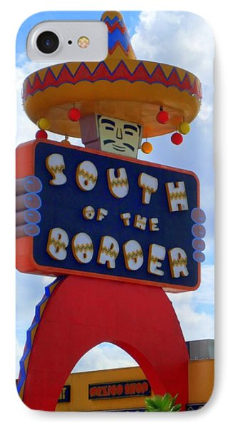 South Of The Border 10 IPhone Case