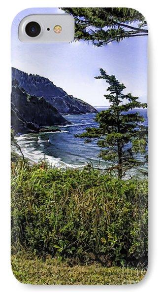 Southern Oregon Coastline IPhone Case