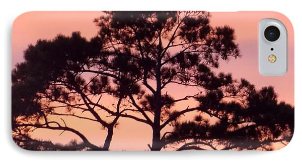 Southern Sundown IPhone Case